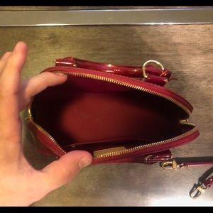 Louis Vuitton Bags - Louis Vuitton Authentic Alma BB Monogram Vernis